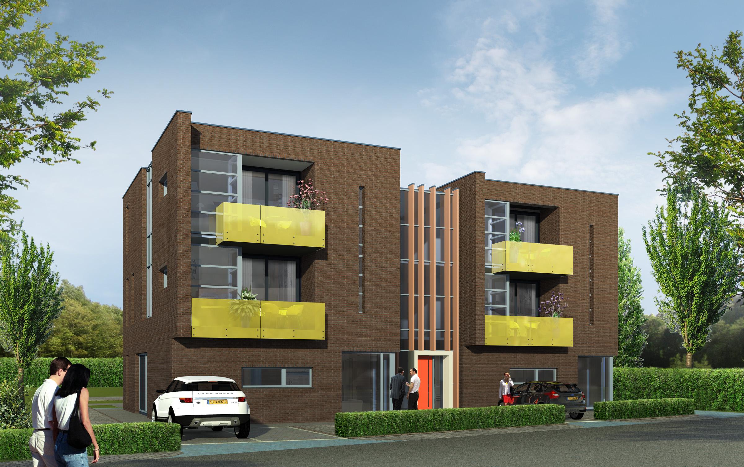 Bouw appartementen Leerdam gestart!